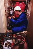 Heating and air-conditioning workers
